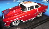 Chevrolet Vote America 2004 California Vote 1955 Muscle Machines modellbil diecast skalmodell samlarbil