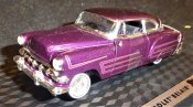 Chevrolet Bel Air 1954 Malibu International modellbil diecast skalmodell samlarbil