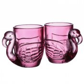 Flamingo  Shotglas