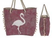 Pink Flamingo Bag  Väska