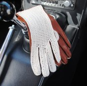 Delux string back driving gloves Bilhandskar GREYCAR