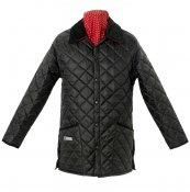 Quilted car coat - GREYCAR