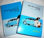 Volvo Amazon P1800 Iva Maasing