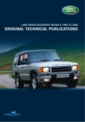 Land Rover Discovery Series II 1999 - 2004
