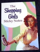 Notisar Sticky notes vintage retro nostalgi