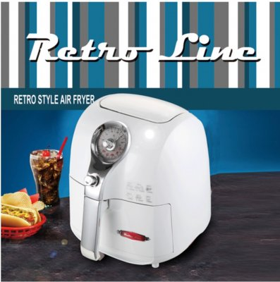 Retro Line Air Fryer Fritös Pommes