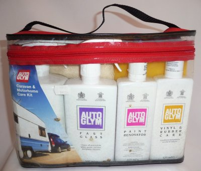 Autoglym Caravan & Motorhome Care Kit