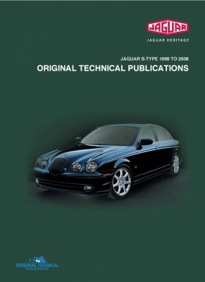 Jaguar S-type 1998 - 2008