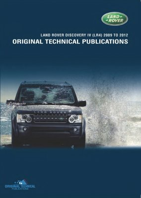 Land Rover Discovery IV LR4 2009 - 2012