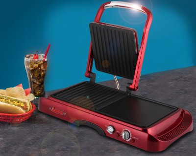 Multi Functional Grill