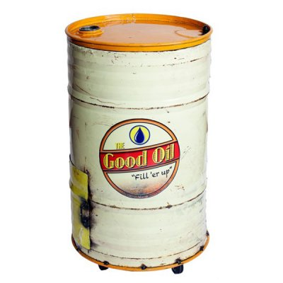 The Good Oil Buddy Barrel Cooler Plåtdjur
