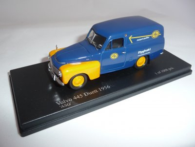 Volvo 445 Duett 1956 ASG, 1/43, Nordic Collection