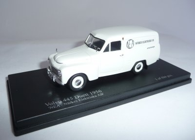 Volvo 445 Duett 1956 NEA, 1/43, Nordic Collection