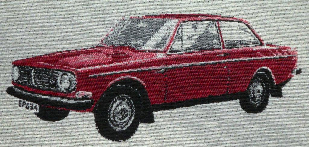 ... Kudde Volvo 140, 240 och 260 ...